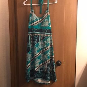 Patagonia halter dress